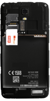 Alcatel Pop S3 - OT 5050