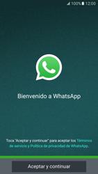 Configuración de Whatsapp - Samsung Galaxy S7 - G930 - Passo 5