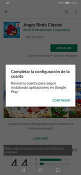 Instala las aplicaciones - Huawei P30 - Passo 16