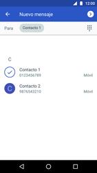 Envía fotos, videos y audio por mensaje de texto - Motorola Moto G5 - Passo 5