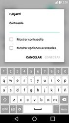 Configura el WiFi - LG X Cam - Passo 7
