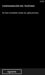 Activa el equipo - Nokia Lumia 620 - Passo 12