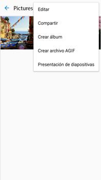 Transferir fotos vía Bluetooth - Samsung Galaxy J7 - J700 - Passo 8