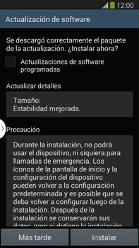 Actualiza el software del equipo - Samsung Galaxy Note Neo III - N7505 - Passo 11