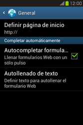 Configura el Internet - Samsung Galaxy Fame GT - S6810 - Passo 26