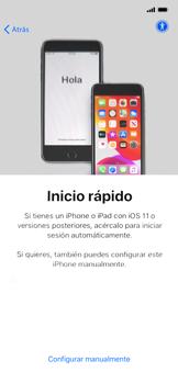 Activar el dispositivo con la función antirrobo - Apple iPhone 11 - Passo 7