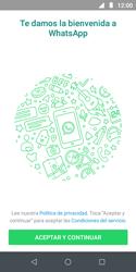 Configuración de Whatsapp - Motorola Moto E5 Play - Passo 4