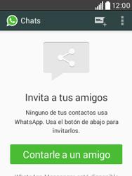 Configuración de Whatsapp - LG L20 - Passo 10