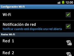 Configura el WiFi - Samsung Galaxy Y Pro GT - B5510 - Passo 7