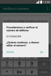 Configuración de Whatsapp - LG L40 - Passo 6