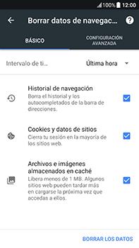 Limpieza de explorador - HTC U11 - Passo 12