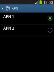 Configura el Internet - Samsung Galaxy Pocket Neo - S5310L - Passo 18