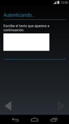 Crea una cuenta - Motorola Moto E (1st Gen) (Kitkat) - Passo 15