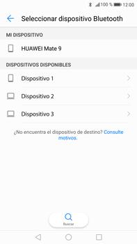 Transferir fotos vía Bluetooth - Huawei Mate 9 - Passo 10