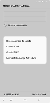 Configura tu correo electrónico - Samsung A7 2018 - Passo 10