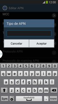 Configura el Internet - Samsung Galaxy Note Neo III - N7505 - Passo 13