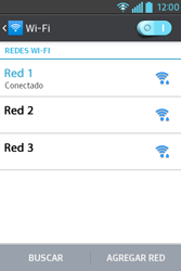 Configura el WiFi - LG L4 II - Passo 8