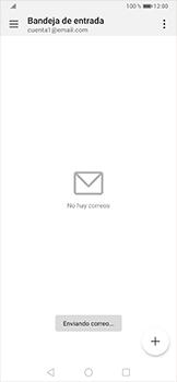 Cómo enviar un correo electrónico - Huawei P30 Pro - Passo 17