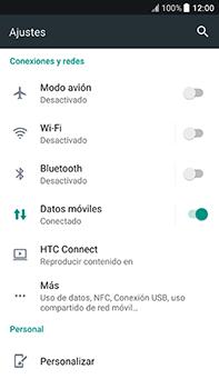 Desactiva tu conexión de datos - HTC U11 - Passo 3