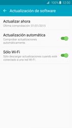 Actualiza el software del equipo - Samsung Galaxy S6 - G920 - Passo 7