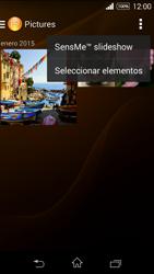 Transferir fotos vía Bluetooth - Sony Xperia E3 D2203 - Passo 8