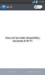 Configura el WiFi - LG Optimus L5 II - Passo 5