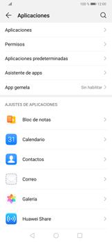 Limpieza de aplicación - Huawei P30 - Passo 3