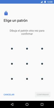 Desbloqueo del equipo por medio del patrón - Motorola Moto G6 Plus - Passo 9