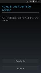 Crea una cuenta - Samsung Galaxy Alpha - G850 - Passo 3