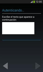Crea una cuenta - Samsung Galaxy Trend Plus S7580 - Passo 20