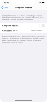 Comparte la conexión de datos con una PC - Apple iPhone 11 - Passo 4