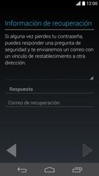 Crea una cuenta - Huawei Ascend P6 - Passo 13