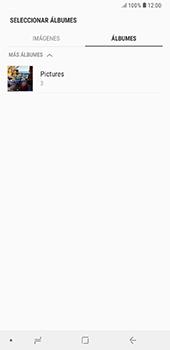 Envía fotos, videos y audio por mensaje de texto - Samsung A7 2018 - Passo 17