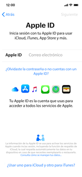 Activar el dispositivo con la función antirrobo - Apple iPhone 11 Pro - Passo 22