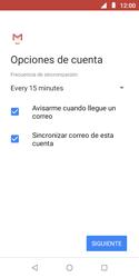 Configura tu correo electrónico - Motorola Moto E5 Play - Passo 20