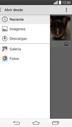 Envía fotos, videos y audio por mensaje de texto - LG G3 Beat - Passo 15