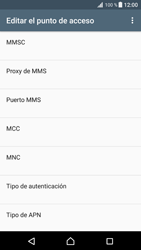 Configura el Internet - Sony Xperia XZ Premium - Passo 15