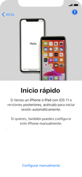Activar el dispositivo con la función antirrobo - Apple iPhone 11 Pro - Passo 7