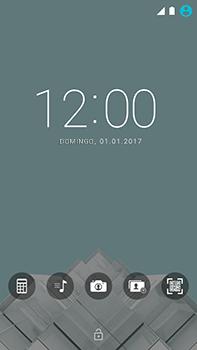 Bloqueo de la pantalla - Alcatel POP 4 Plus - 5056 - Passo 5