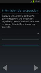 Crea una cuenta - Samsung Galaxy S 3  GT - I9300 - Passo 14