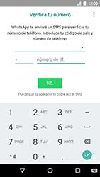 Configuración de Whatsapp - LG K8 (2017) - Passo 8