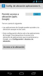 Uso de la navegación GPS - Motorola RAZR HD  XT925 - Passo 10
