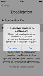 Activa el equipo - Apple iPhone 5c - Passo 9