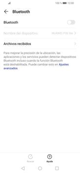 Conecta con otro dispositivo Bluetooth - Huawei P30 Lite - Passo 5