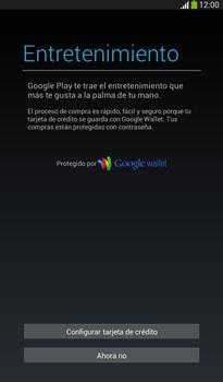 Crea una cuenta - Samsung Galaxy Tab 3 7.0 - Passo 20