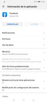 Verificar el uso de datos por apps - Huawei P30 - Passo 5