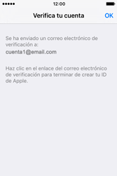 Crea una cuenta - Apple iPhone 4s - Passo 24
