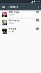 Envía fotos, videos y audio por mensaje de texto - Alcatel Pixi 4 5 - OT5045 - Passo 14