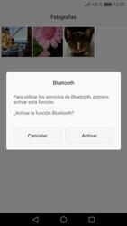 Transferir fotos vía Bluetooth - Huawei P9 - Passo 10