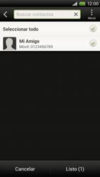 Envía fotos, videos y audio por mensaje de texto - HTC ONE X  Endeavor - Passo 6